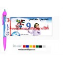 Promotional Scroll Pen 1402,Banner Pens,Plastic Flag Pen