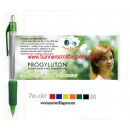 Imprinted Flyer Pen 1507,Printed Flyer Pens,Banner Pen,Scroll Pens
